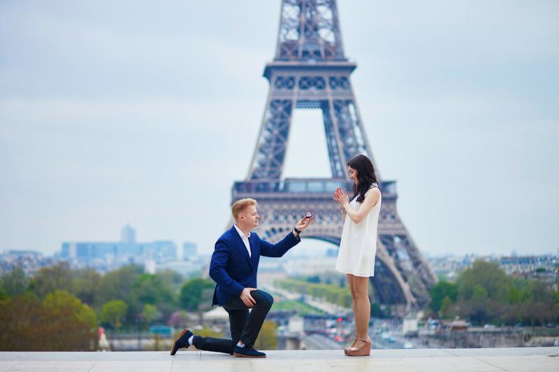 Proposal in Paris | Getting Married in Paris
