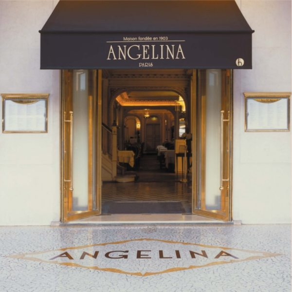 angelina paris - tea house