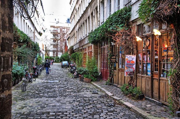 ceremony paris street