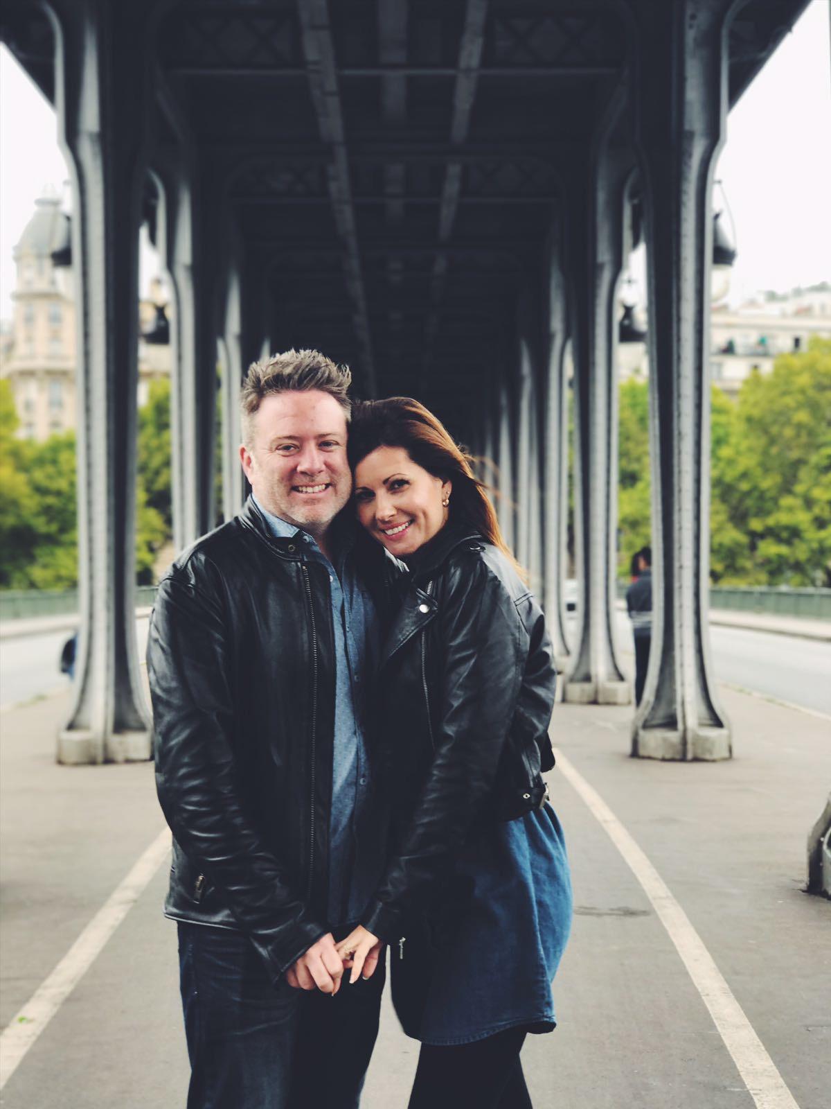 wedding in Paris - Wendy & Aaron