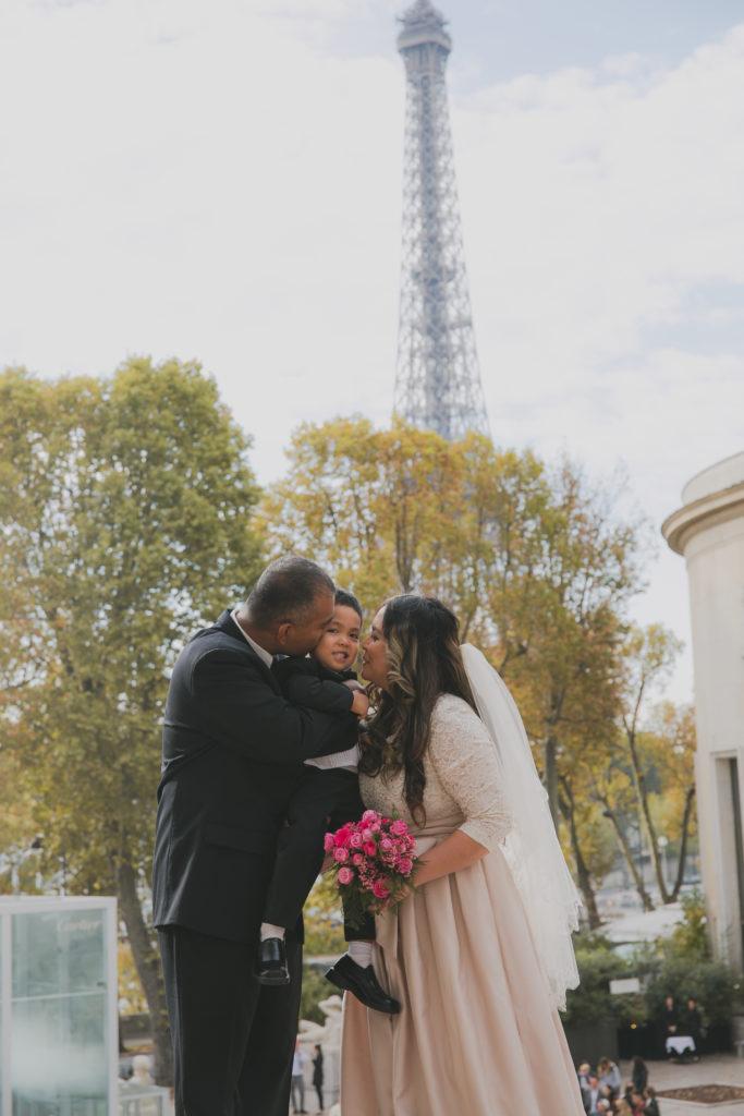 wedding ritz Paris 17
