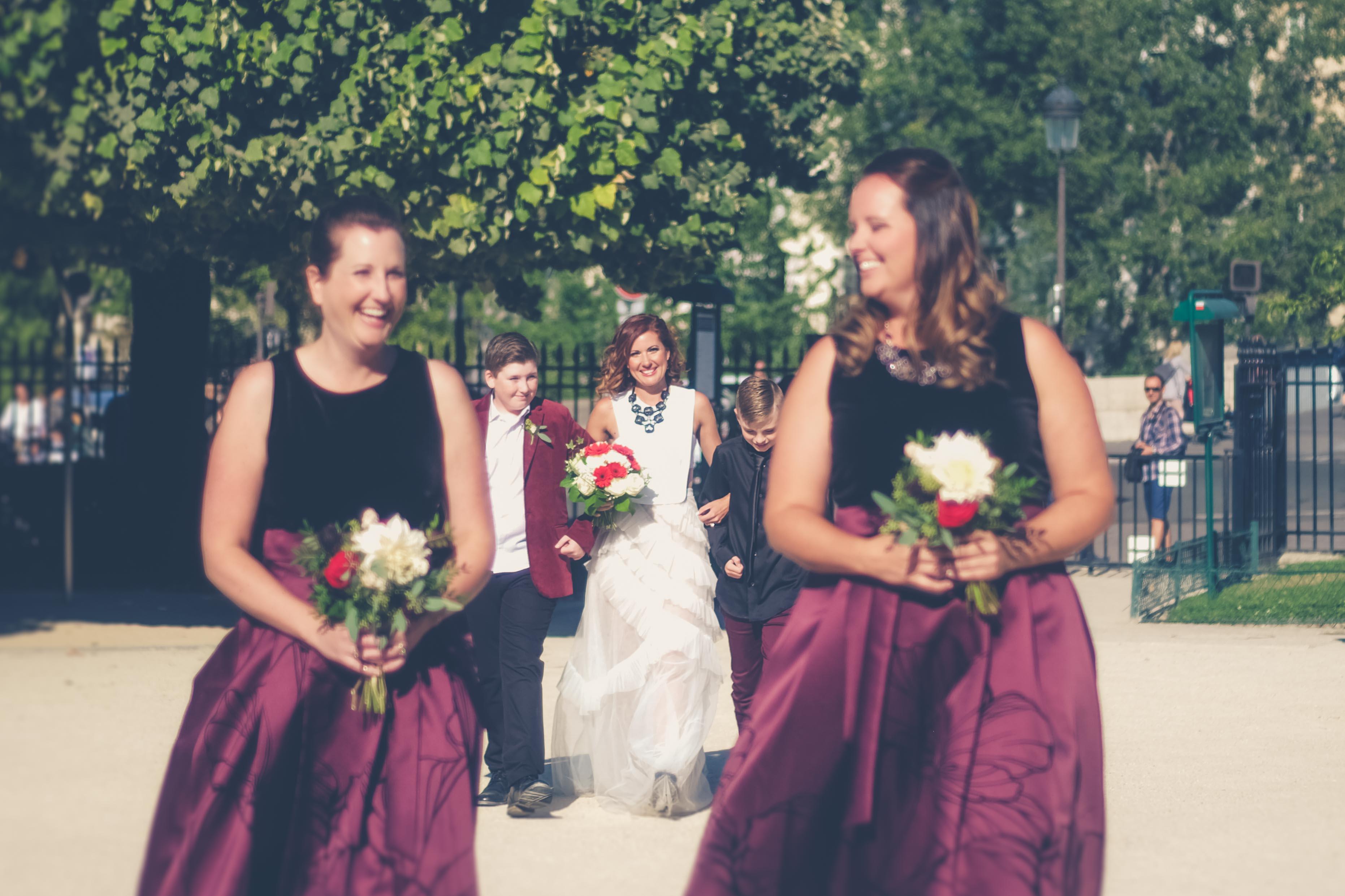 destination wedding in Paris 7