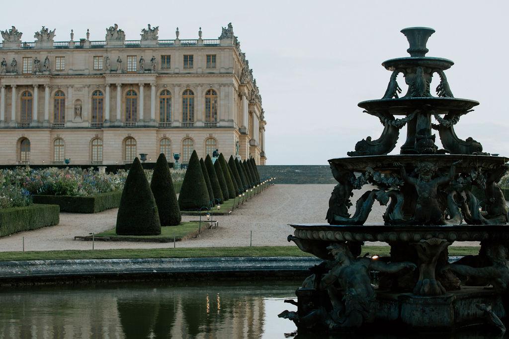 Proposal Paris Castle Versailles