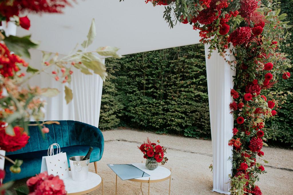 Proposal in Paris Getting Married in Paris