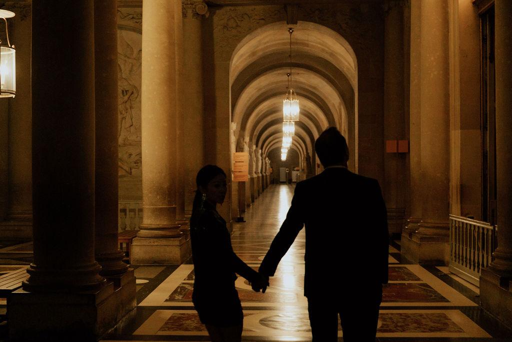 Proposal in Paris Get married in Paris