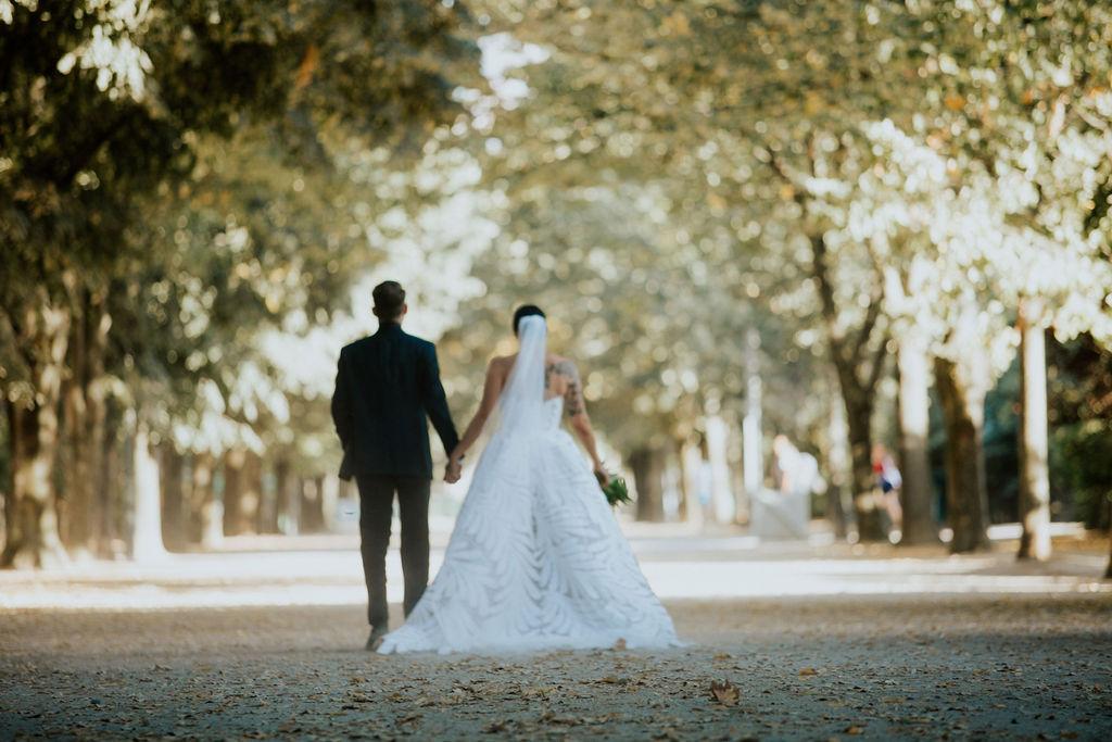 Getting Married in Paris - Eiffel Tower